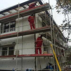 Remont budynku - Kalbud